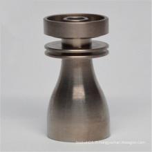 New-Vape 14 / 18mm Domeless Titanium Nail for Smoking Wholesale (ES-TN-037)