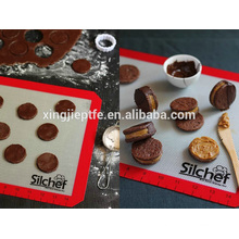 New innovative products square non stick silicone baking mat