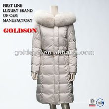 Fox fur coat real woman winter 2017 newest design