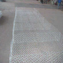 Hexagonal Mesh Gabion Box Reno Matratze