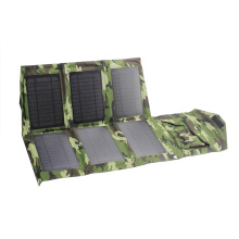 21W Emergency Foldable Waterproof Solar Charger for Mobile Phone