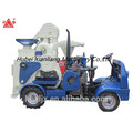 tracteur diesel déplacement traitement moulin à riz