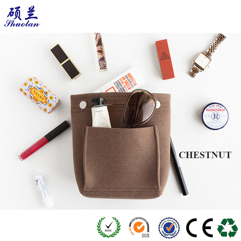 Hot Sell Felt Cometic Bag