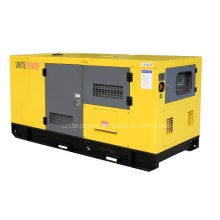 8kw Japan Kubota Soudproof Diesel Power Generator Set