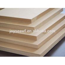 melamine paper hardboard plain hardboard core poplar hardboard