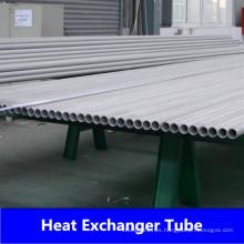 Tubo sin costura inoxidable AISI 304316 utilizado para intercambiador de calor