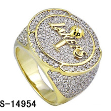 Хип-хоп ювелирные изделия кольца Серебро 925 для мужчин