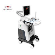 High configuration Cheap 3D/4D Color Doppler Ultrasound Scanner Machine