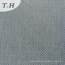 Tejido de lino gris 100% de lujo del sofá de lino