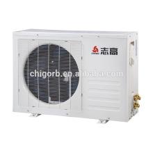 Fonte de ar de poupança de energia nova energia solar bombas de aquecedor de chão de água