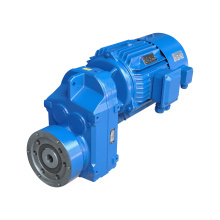 F Series Helical Parallel-Shaft Gearmotors & Units