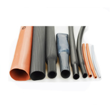High Pressure Resistance Silicone Rubber Heat Shrink Tubing For Transformer