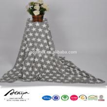coral fleece fabric throw blanket plaid