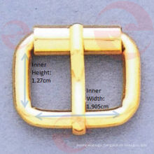 Small Rectangle Pin Rolling Buckle for bag (D3-24S - 8#x1.905x1.27cm)