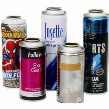Air Fresher Aerosol Metal Tin Can Production Line
