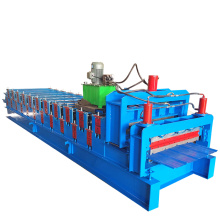 Double Layer Sheet Glazed Roll Forming Machine