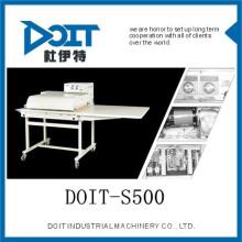 Fusion Machine S Series DOIT-S500 máquina de prendas de vestir, máquina de tela Taizhou, Zhejiang china