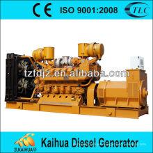 China hizo gran potencia 1000kva Jichai grupo electrógeno diesel
