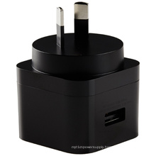 Universal portable usb power supply adapter for mobile phone