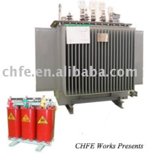 3phase 110 oil-immersed transformer