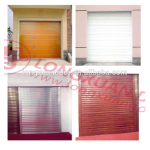 China aluminum alloy garage rolling doors