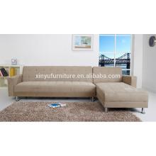 modern fabric L shape corner sectional sofa XYN2061