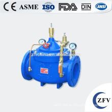 Caudal de agua válvula de Control