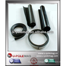 high quality strong flexible plastic magnet