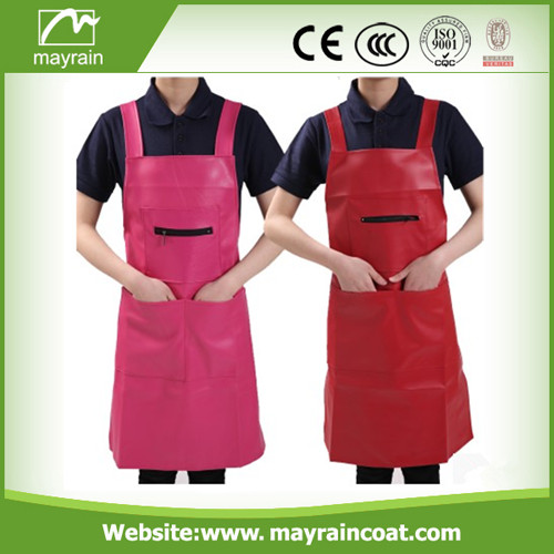 Low Price Adult PU Apron