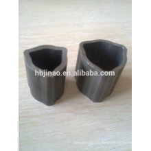 Manufacturer tube triangle pipe