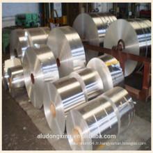 Bobine en aluminium pour transformateur