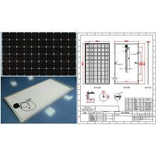 30В 36В 245W 250 Вт 255 Вт 260 Вт Монокристаллический модуль PV панели солнечных батарей с TUV ISO утвержденный