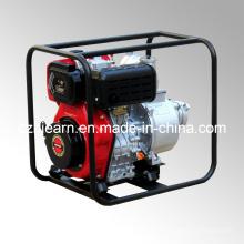 Bomba de agua diesel de 4 pulgadas con tubo redondo (DP40)