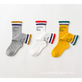 Custom Spring Autumn Breathable Cotton Knee High Kids Newborn Baby Socks