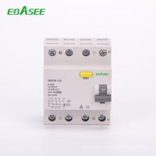electrical equipment 60Hz 1P+N,3P+N automatic circuit breaker 300ma