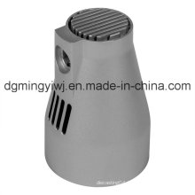 Zinc Alloy Die Casting Microphone (ZC9009) with CNC Machining Made by Mingyi Company