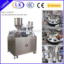 Plastic Tubes and Aluminum Composite Tubes Ultrasonic sealing machine