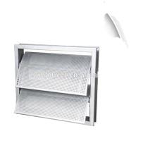 Metal Aluminum Air Fresh Louver as heat insulation shutter
