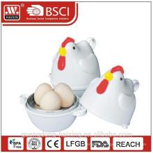 пластиковый Микроволновая печь яйцо плита в качестве пункта 1 доллар для продвижения