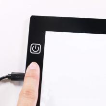 Led copy board light box USB pad art tracing acrylic drawing board reflection