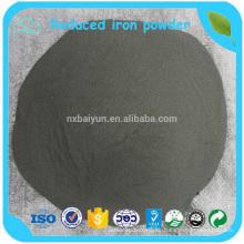 Ampliamente utilizado Reduced Iron Powder Low Cost para fundición de acero