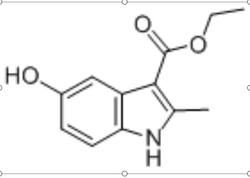 ETHYL 5-HYDROXY-2-METHYLINDOLE-3-CARBOXYLATE