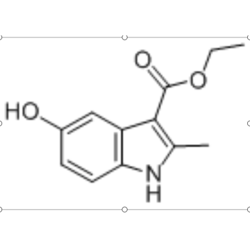 ETHYL 5-HYDROXY-2-METHYLINDOLE-3-CARBOXYLATE d'importance