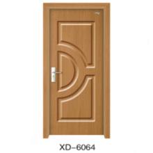 Vente chaude haute qualité porte en bois intérieure en bois fabricants de portes