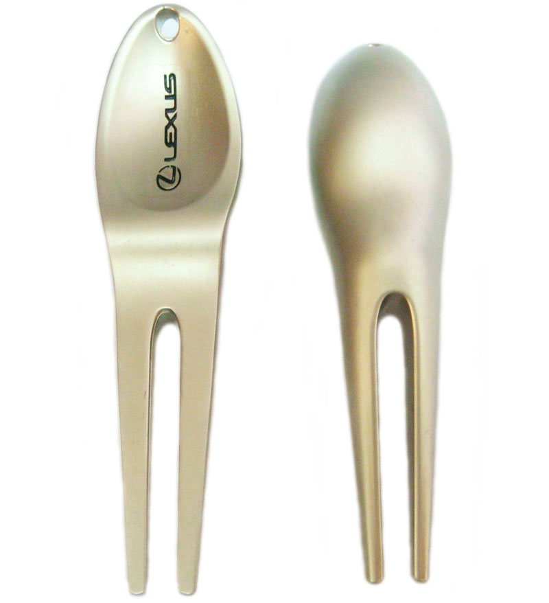 alloy golf divot tool