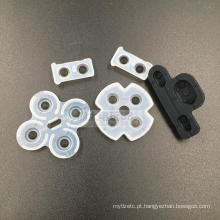 botões de borracha de borracha para preço jogos ps3 na China borracha condutora