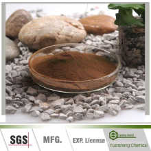 Lignosulfonato de sodio Mn-2 para aditivos para hormigón / Aditivos reductores de agua / agentes textiles