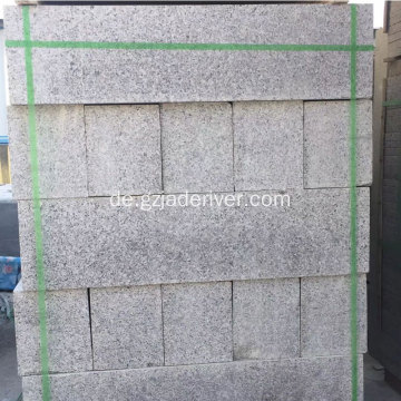 Anemone Granite Side Stone Hellblau