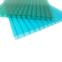 PC Sun Seets Polycarbonate sheet anti-uv coated skylight panel for roof