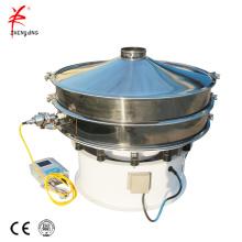 Ultrasonic anti clogging sieve machine for fine metal powder
